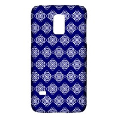 Abstract Knot Geometric Tile Pattern Galaxy S5 Mini