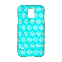 Abstract Knot Geometric Tile Pattern Samsung Galaxy S5 Hardshell Case  by creativemom