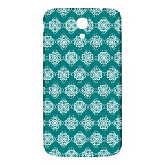 Abstract Knot Geometric Tile Pattern Samsung Galaxy Mega I9200 Hardshell Back Case by creativemom
