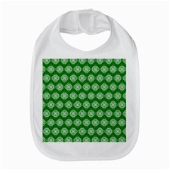 Abstract Knot Geometric Tile Pattern Bib