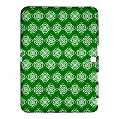 Abstract Knot Geometric Tile Pattern Samsung Galaxy Tab 4 (10 1 ) Hardshell Case  by creativemom