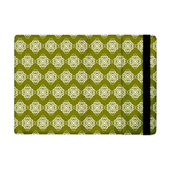 Abstract Knot Geometric Tile Pattern Apple Ipad Mini Flip Case by creativemom
