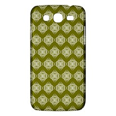 Abstract Knot Geometric Tile Pattern Samsung Galaxy Mega 5 8 I9152 Hardshell Case