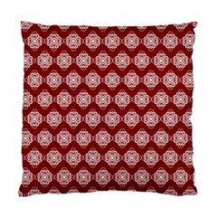 Abstract Knot Geometric Tile Pattern Standard Cushion Cases (two Sides)