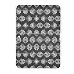 Abstract Knot Geometric Tile Pattern Samsung Galaxy Tab 2 (10 1 ) P5100 Hardshell Case  by creativemom