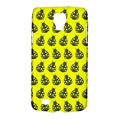 Ladybug Vector Geometric Tile Pattern Galaxy S4 Active by creativemom