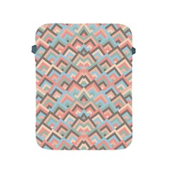 Trendy Chic Modern Chevron Pattern Apple Ipad 2/3/4 Protective Soft Cases by creativemom