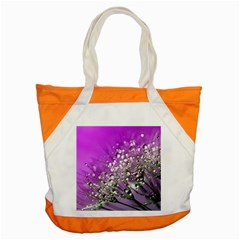 Dandelion 2015 0707 Accent Tote Bag  by JAMFoto