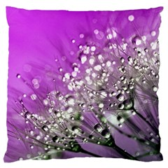 Dandelion 2015 0707 Large Cushion Cases (one Side)