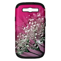 Dandelion 2015 0709 Samsung Galaxy S Iii Hardshell Case (pc+silicone) by JAMFoto