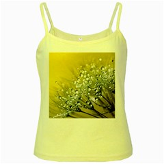 Dandelion 2015 0713 Yellow Spaghetti Tanks by JAMFoto