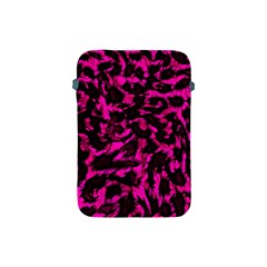 Extreme Pink Cheetah Abstract  Apple Ipad Mini Protective Soft Cases by OCDesignss