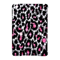 Pink Cheetah Bling  Apple Ipad Mini Hardshell Case (compatible With Smart Cover) by OCDesignss