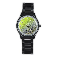 Dandelion 2015 0714 Stainless Steel Round Watches