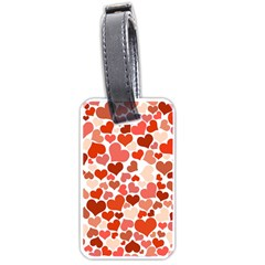 Heart 2014 0901 Luggage Tags (two Sides) by JAMFoto