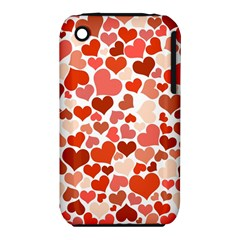 Heart 2014 0901 Apple Iphone 3g/3gs Hardshell Case (pc+silicone) by JAMFoto
