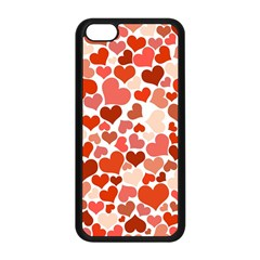 Heart 2014 0901 Apple Iphone 5c Seamless Case (black) by JAMFoto