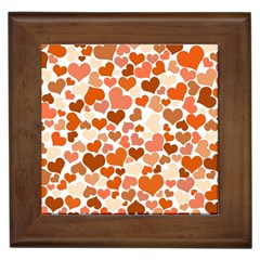 Heart 2014 0902 Framed Tiles by JAMFoto