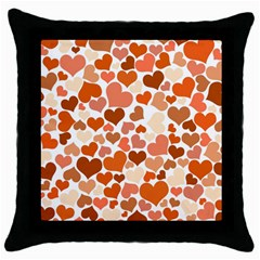 Heart 2014 0902 Throw Pillow Cases (black) by JAMFoto