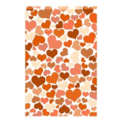 Heart 2014 0902 Shower Curtain 48  X 72  (small)