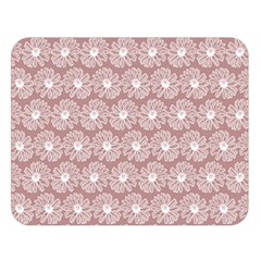 Gerbera Daisy Vector Tile Pattern Double Sided Flano Blanket (large)  by creativemom