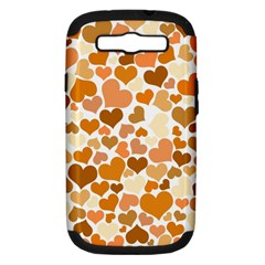 Heart 2014 0903 Samsung Galaxy S Iii Hardshell Case (pc+silicone) by JAMFoto