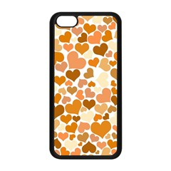 Heart 2014 0903 Apple Iphone 5c Seamless Case (black) by JAMFoto