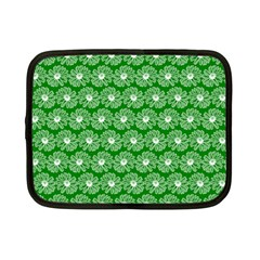 Gerbera Daisy Vector Tile Pattern Netbook Case (small)  by creativemom