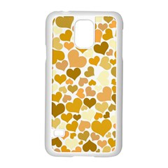 Heart 2014 0904 Samsung Galaxy S5 Case (white) by JAMFoto