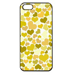 Heart 2014 0905 Apple Iphone 5 Seamless Case (black) by JAMFoto