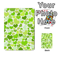 Heart 2014 0908 Multi Purpose Cards (rectangle)  by JAMFoto