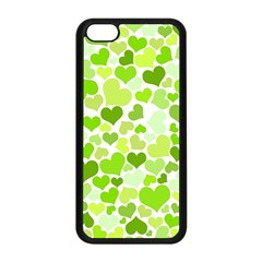 Heart 2014 0908 Apple Iphone 5c Seamless Case (black) by JAMFoto