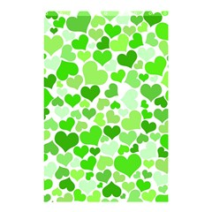 Heart 2014 0910 Shower Curtain 48  X 72  (small)  by JAMFoto