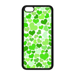 Heart 2014 0910 Apple Iphone 5c Seamless Case (black) by JAMFoto