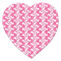 Cute Candy Illustration Pattern For Kids And Kids At Heart Jigsaw Puzzle (heart) by creativemom