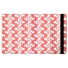 Candy Illustration Pattern  Apple Ipad 2 Flip Case