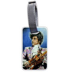 The Purple Rain Tour Luggage Tags (two Sides) by retz