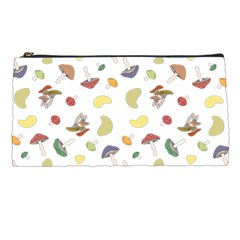 Mushrooms Pattern Pencil Cases by Famous