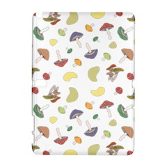 Mushrooms Pattern Samsung Galaxy Note 10 1 (p600) Hardshell Case by Famous