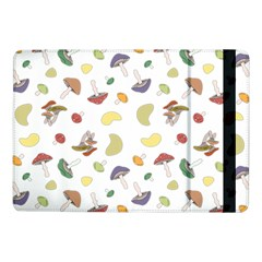 Mushrooms Pattern Samsung Galaxy Tab Pro 10 1  Flip Case by Famous