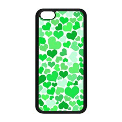 Heart 2014 0913 Apple Iphone 5c Seamless Case (black) by JAMFoto