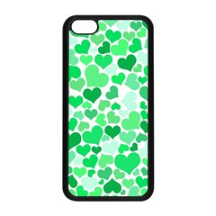 Heart 2014 0914 Apple Iphone 5c Seamless Case (black) by JAMFoto