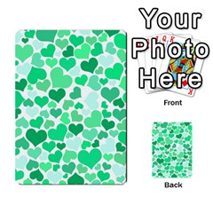 Heart 2014 0915 Multi-purpose Cards (rectangle)  by JAMFoto