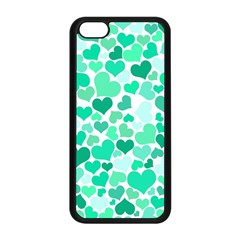 Heart 2014 0916 Apple Iphone 5c Seamless Case (black) by JAMFoto