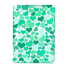 Heart 2014 0916 Samsung Galaxy Note 10 1 (p600) Hardshell Case