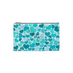 Heart 2014 0918 Cosmetic Bag (small)  by JAMFoto