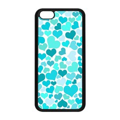 Heart 2014 0918 Apple Iphone 5c Seamless Case (black) by JAMFoto