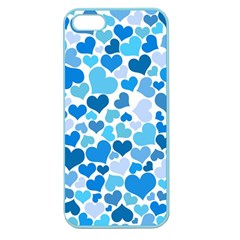 Heart 2014 0920 Apple Seamless Iphone 5 Case (color) by JAMFoto