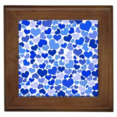 Heart 2014 0922 Framed Tiles by JAMFoto