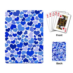 Heart 2014 0922 Playing Card by JAMFoto